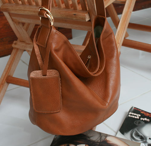Hobo Bag, Shoulder Bag, Tote Bag, Crossbody Bag in Brown 1228 by ...