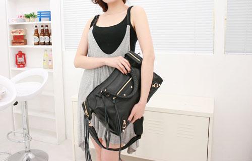 Vivihandbag 1246 Black (9)