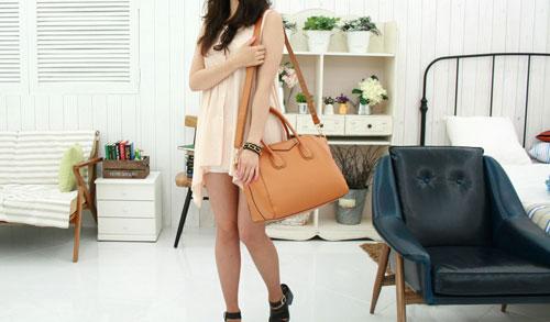 Vivihandbag X1266 Brown (9)