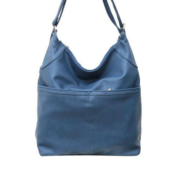 Hobo Handbags Computer Backpacks Shoulder Bags In Navy F98205 Vivihandbag