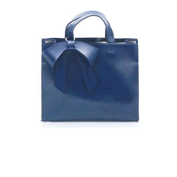 Leather Handbags Womens Purses For Women In Navy J06105