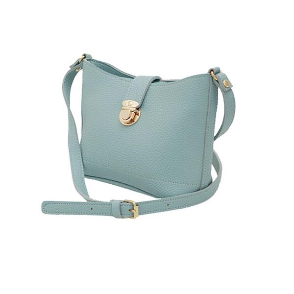 Las Cross Body Bags Womens Backpack Handbags Purse In Mint 89134