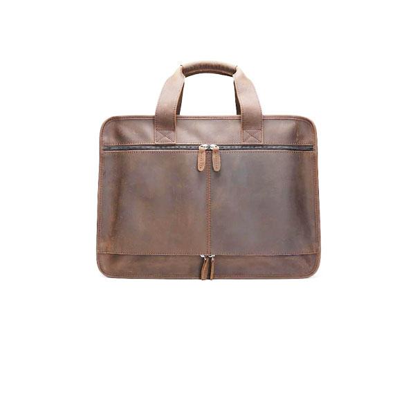 Womens Computer Bags Las Leather Purses Backpacks In D Brown D57011 Vivihandbag
